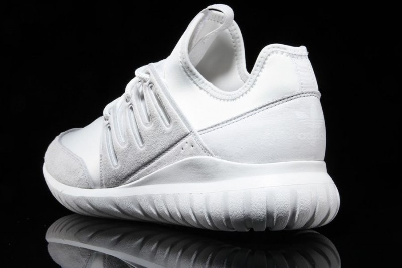 Adidas Originals Tubular Radial Girls 'Preschool Running Shoes