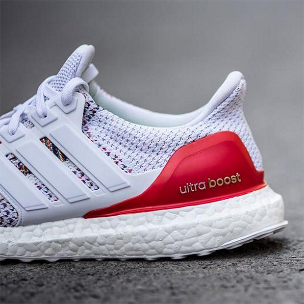 the latest 37630 c9aad adidas-ultra-boost-white-multicolor-red-2