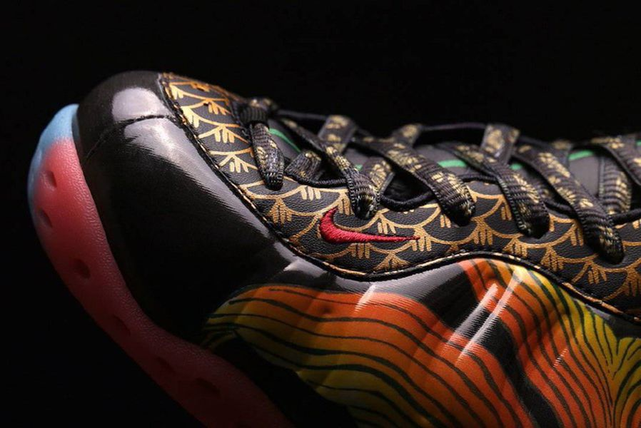 Nike Air Foamposite One Doernbecher 15th ... Sole By Style