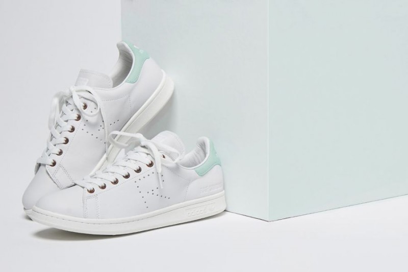 stan smith x raf simmons stan smith spring 2016