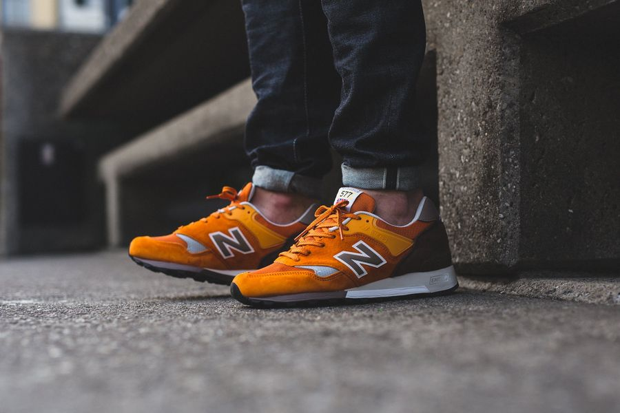 New Balance 577 Orange 31284bb52f