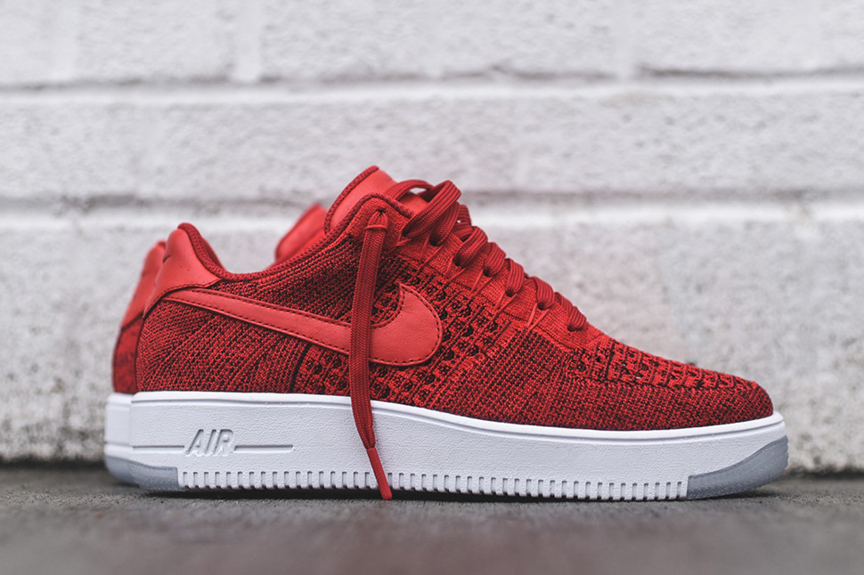Nike-Air-Force-1-Ultra-Flyknit-Low-University-Red-Available