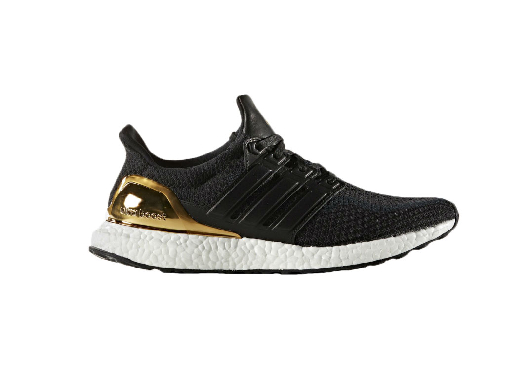 Adidas Ultra Boost Quot Black Gold Quot