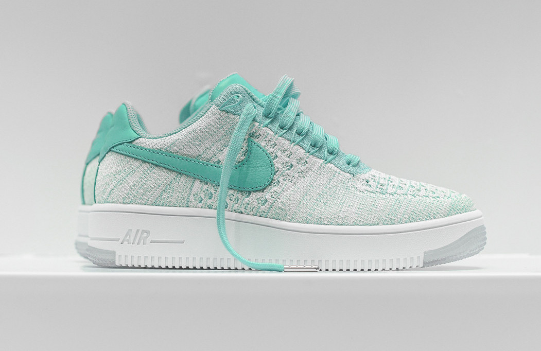 nike air force 1 low knit