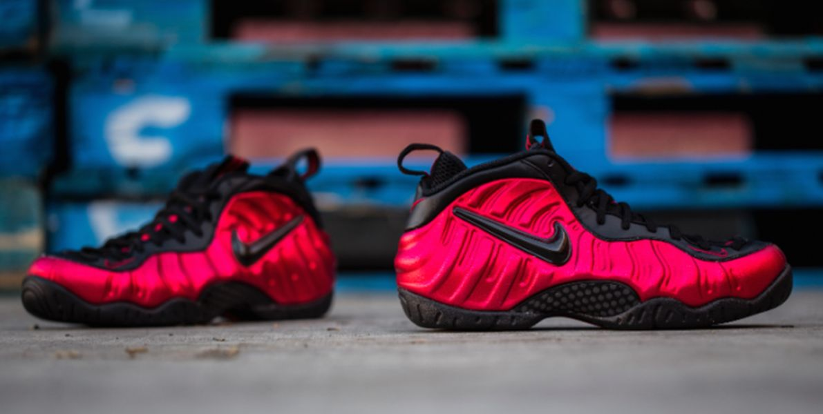 Nike Shoes Foamposite One Habanero Red Poshmark