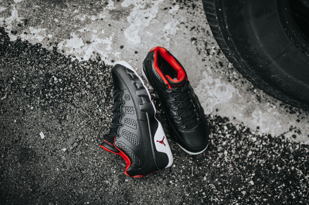 Air-Jordan-9-Low-Black-White-Chicago-1
