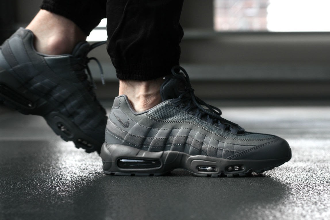 nike air max 95 anthracite black cool grey