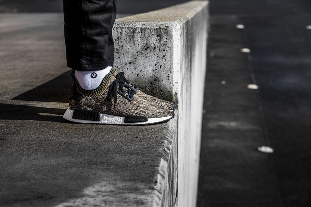 Adidas NMD R1 Winter Wool Pack Core Black BB0679 [BB0679