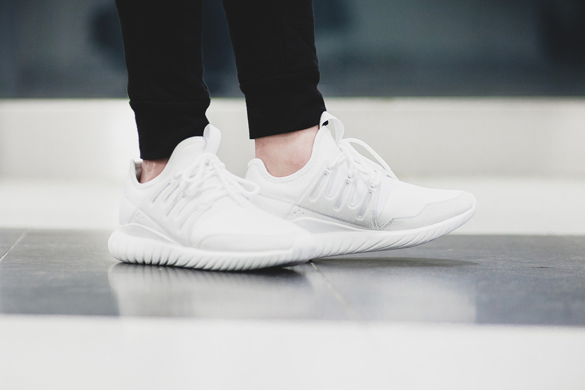 White Tubular Doom adidas US