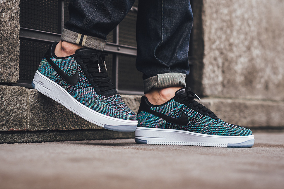 nike air force low flyknit