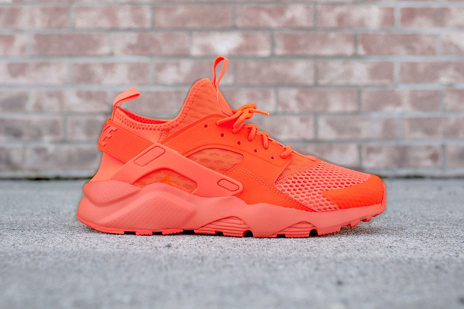 nike huarache ultra all red