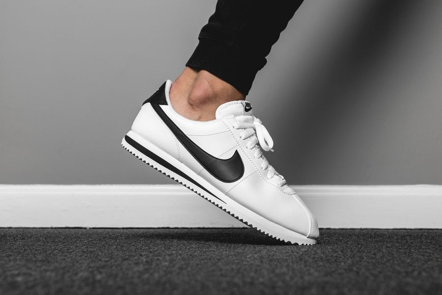 new product a4221 a447a Nike Cortez Basic Leather