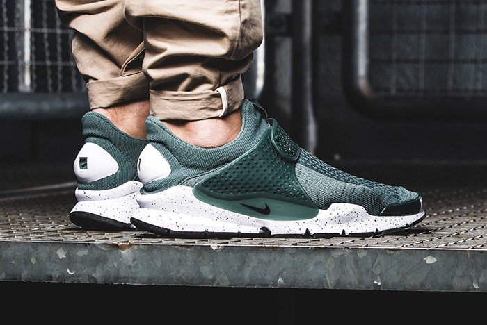nike-sock-dart-dark-green