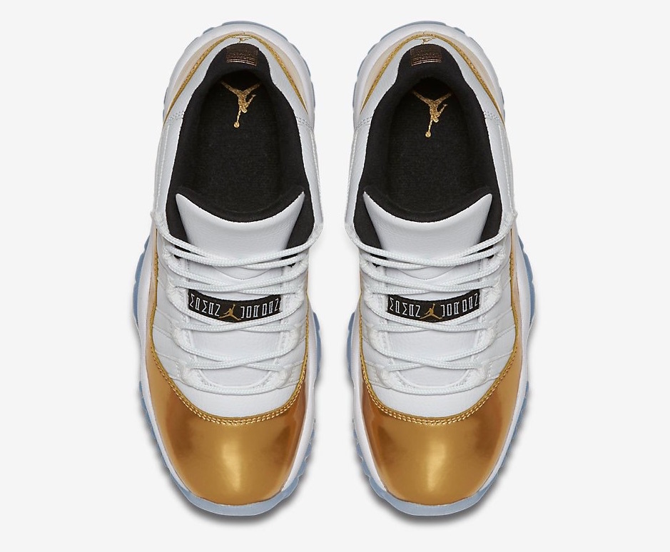 white-gold-air-jordan-11-low-gs-3