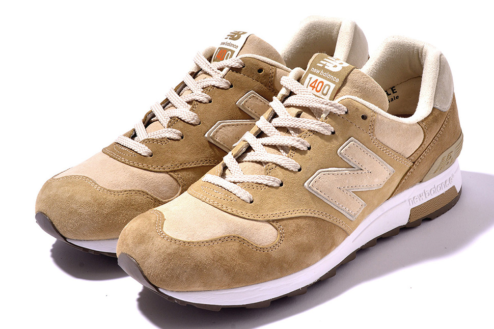 BEAMS-New-Balance-1400-Beige