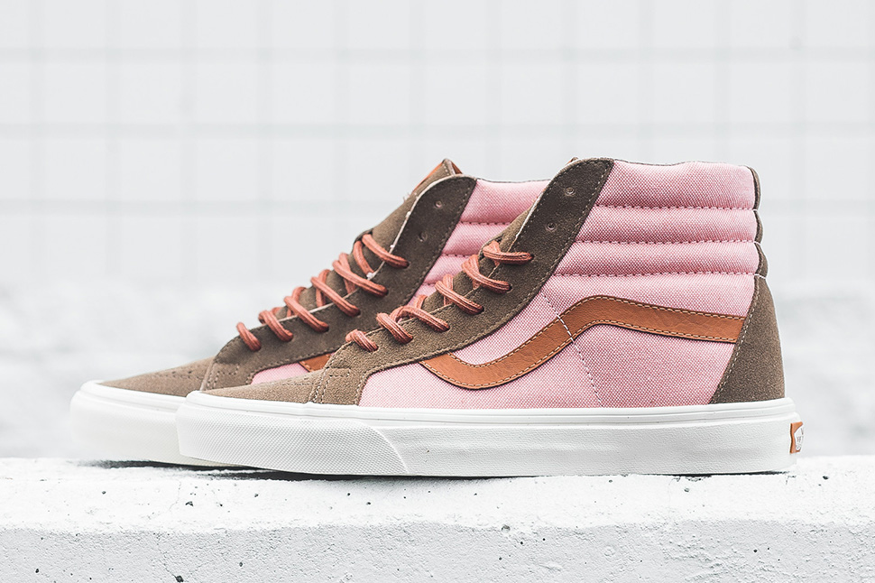 Vans-Sk8-Hi-Reissue-DX-Brushed-Teak-Burnt-Coral