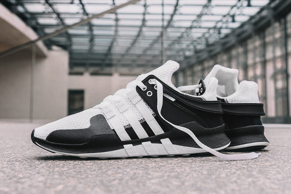 Adidas EQT Support ADV BB1296 White/ Black/ Grey Equipment