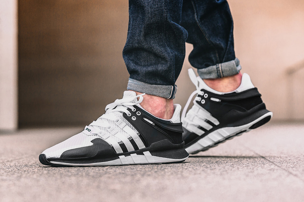 Adidas Boost EQT 2/3 F15 OG on feet