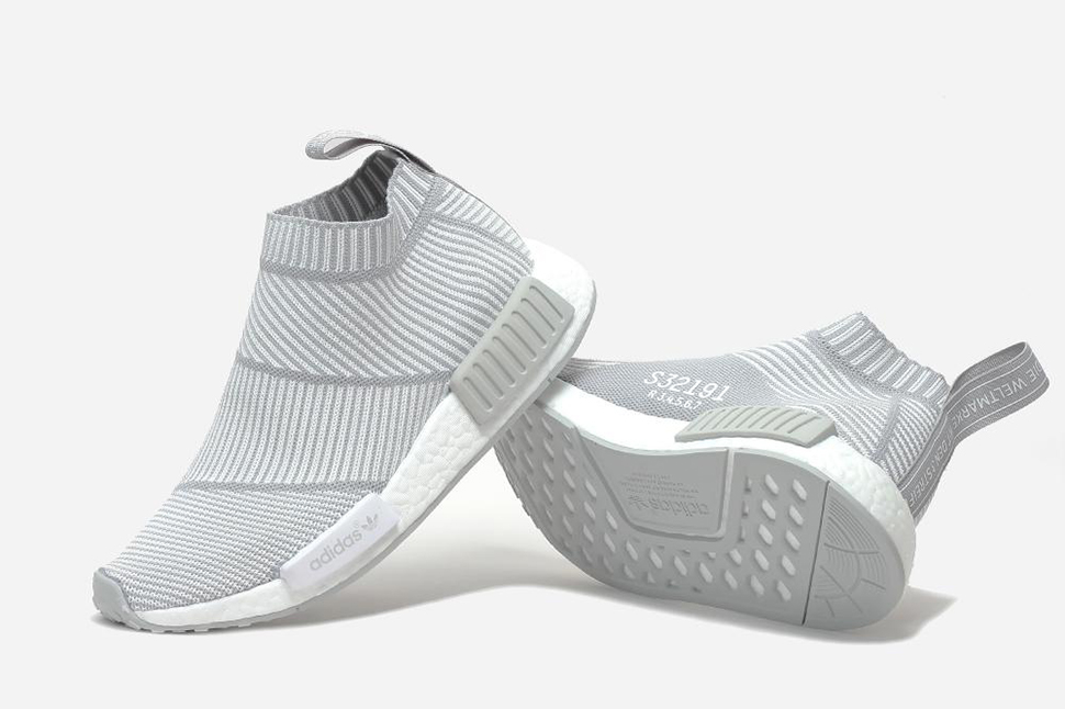 adidas-Originals-NMD-City-Sock-Primeknit-White-Grey-1