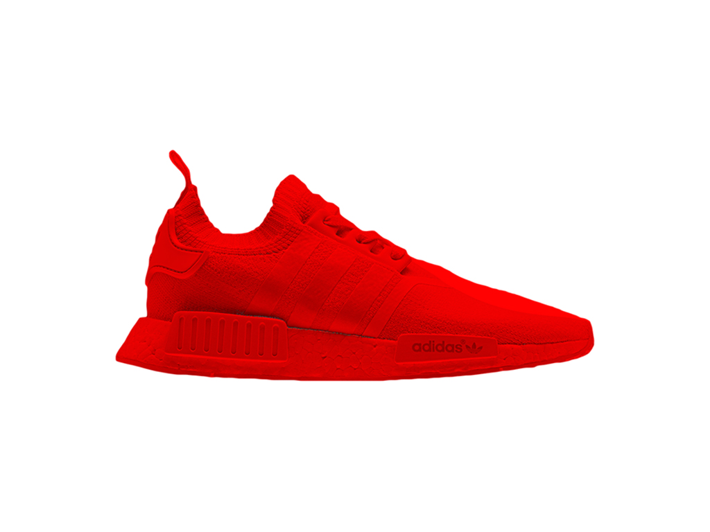 Adidas Nmd Quot Red Quot