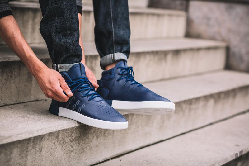 Adidas Tubular Invader Navy