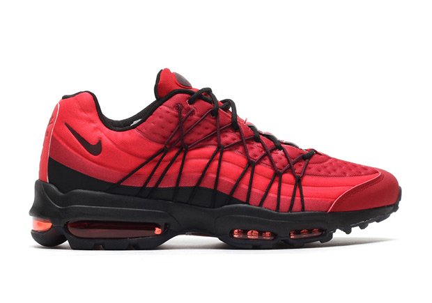 nike air max 95 ultra essential gym red