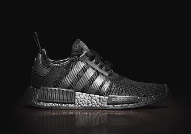 Adidas NMD R1 Geometric Camo Core Black Chalk White Pain Medics