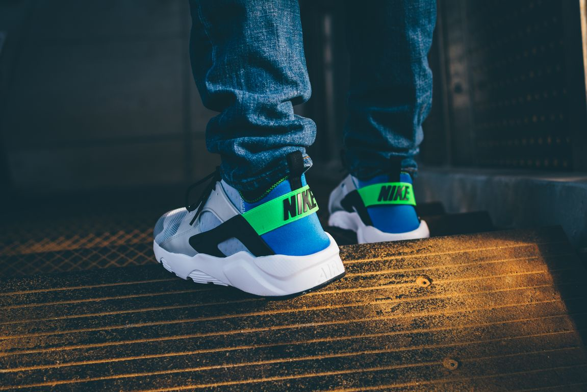 103543154c97ca mens nike huarache ultra blue green
