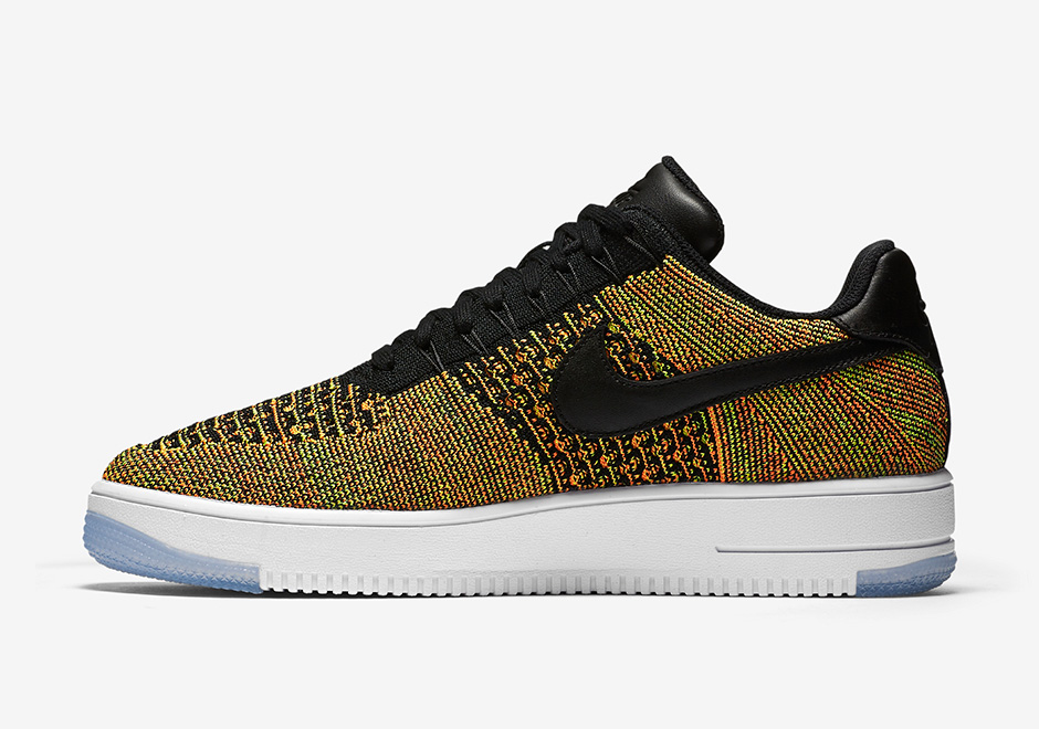Buy nike air force 1 multicolor flyknit > up to 36% Discounts