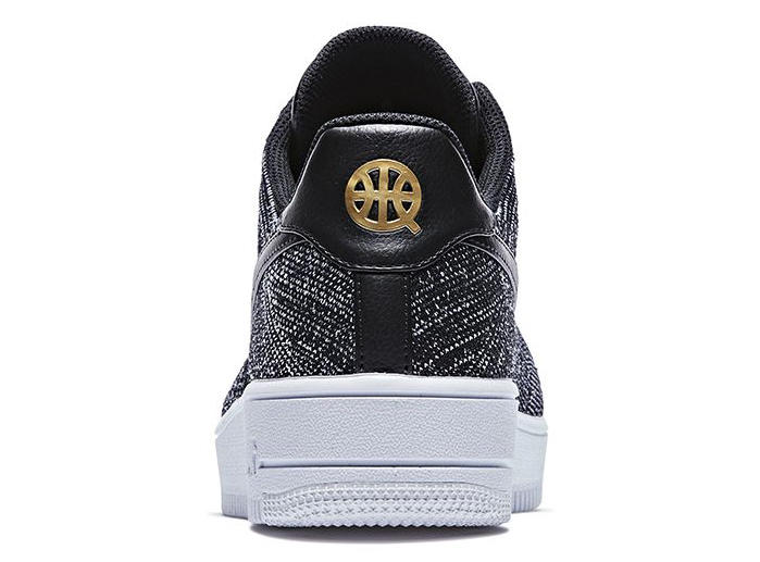 air force 1 flyknit low oreo