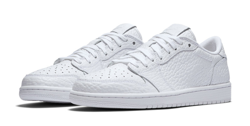 Air Jordan 1 Low Cut Bianco Xn4AFsoS