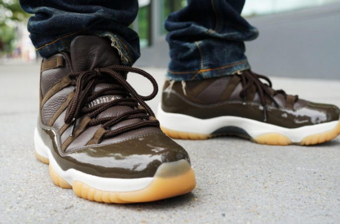 Air-Jordan-11-Brown-Gum-Anthony-Hamilton-681x449