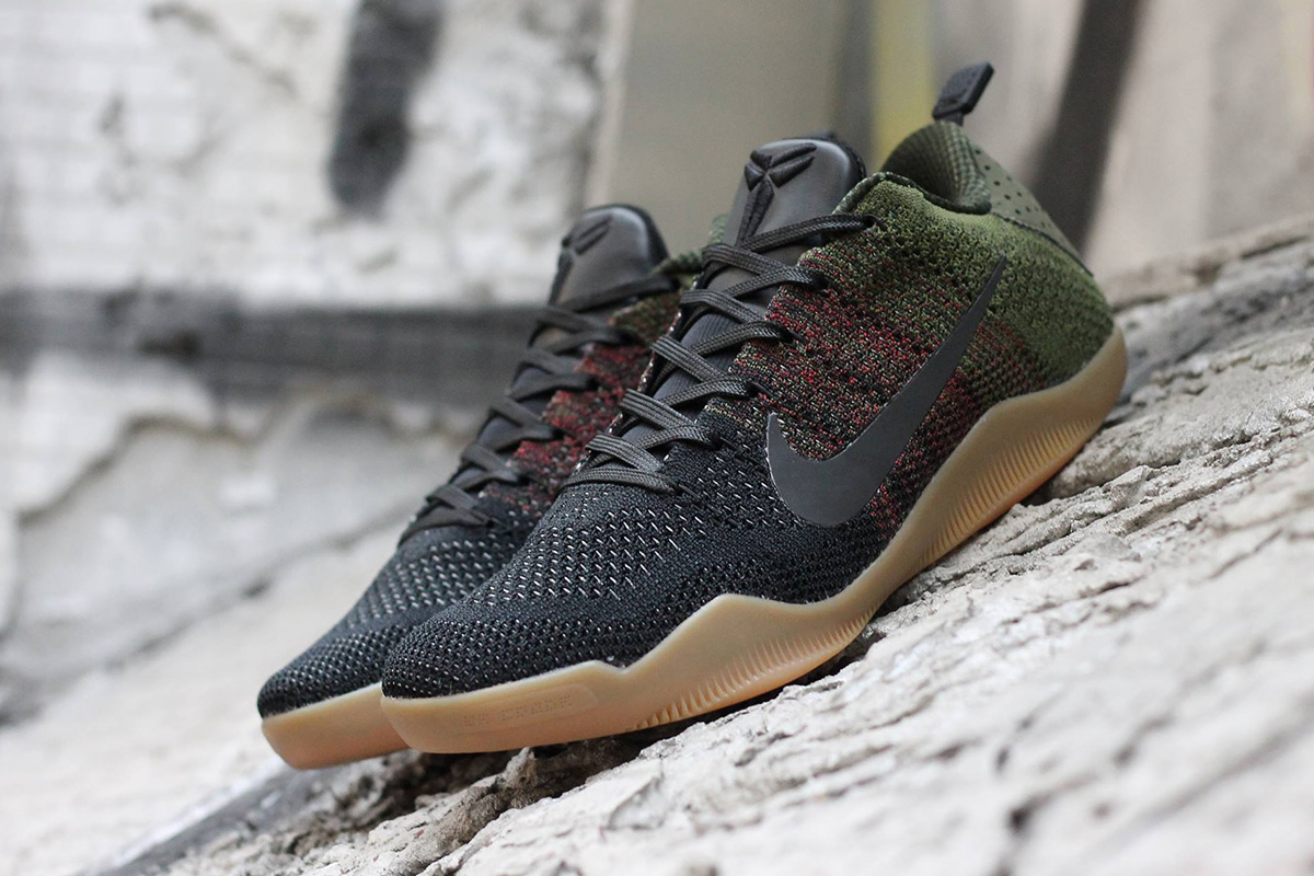 Nike-Kobe-XI-Elite-4KB-Black-Green-Gum