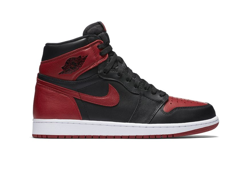 "Jordan Brand is releasing a remastered version of the Air Jordan 1 High "" Bred"" come Labor Day weekend this September. 6da4951cd"