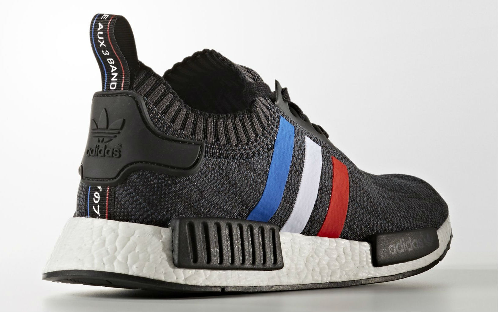 meet 4061e 88481 germany adidas nmd runner pk black red blue flag a2555 916b6