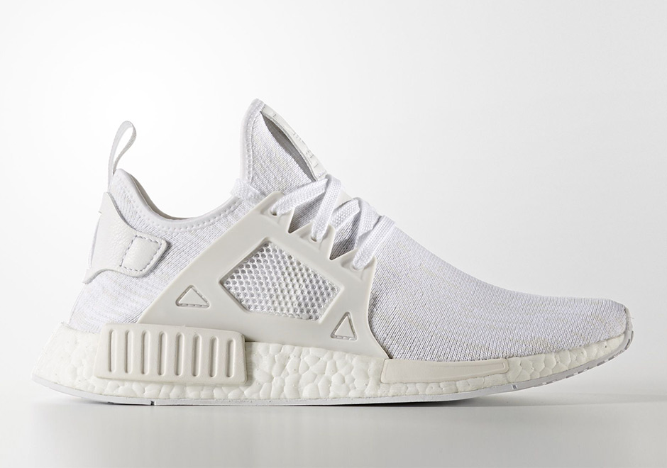 Adidas NMD XR1 PK PRIMEKNIT BB1967 Triple White Limited Edition