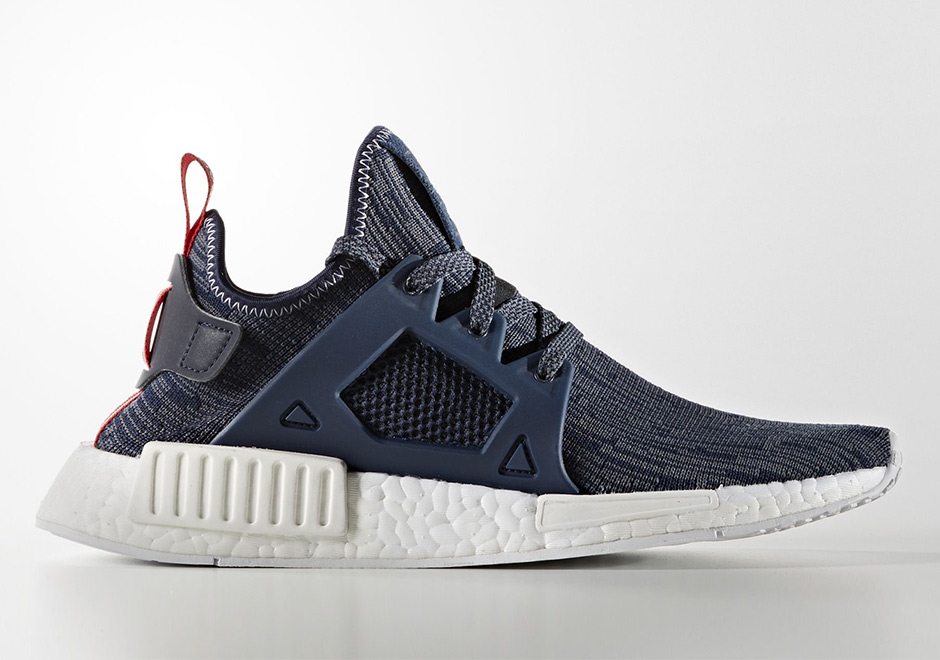 NEW MEN'S ADIDAS NMD XR1 OG BOOST SHOES [BY1909] BLACK