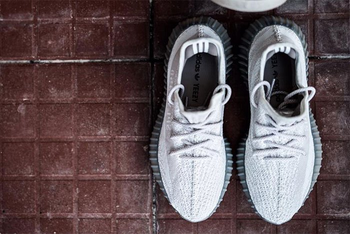 A Detailed Look At The adidas Yeezy 350 Boost