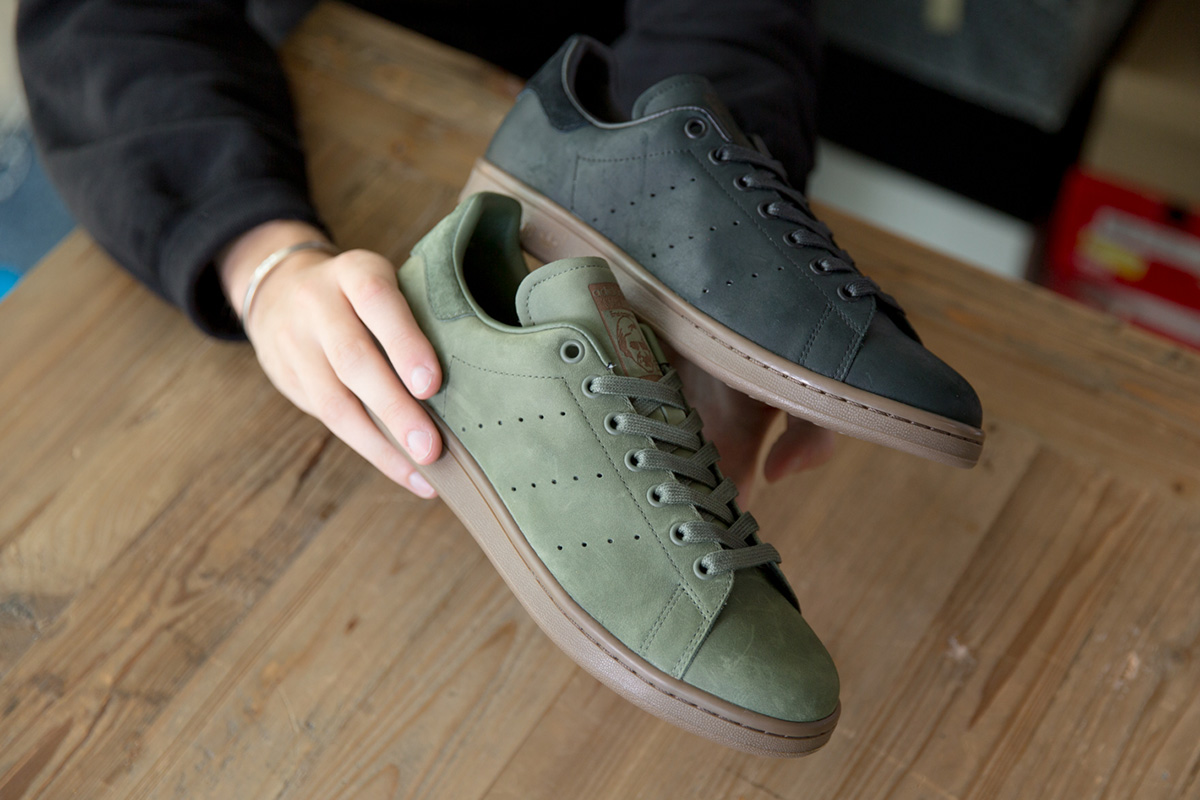 to Release Two Exclusive Adidas Stan Smiths