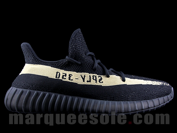 d3051b379 Adidas Yeezy Boost 350 V2 Black   Gold
