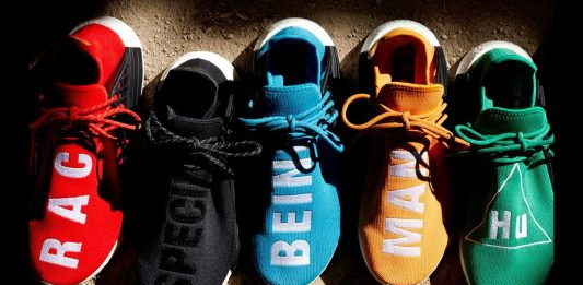 Pharrell x Adidas HU Collection