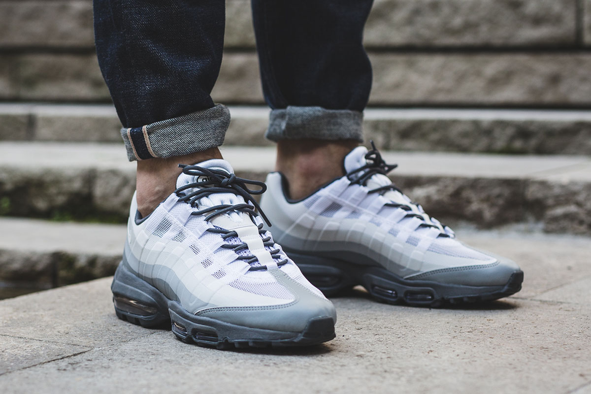 nike air max 95 ultra essential stealth grey