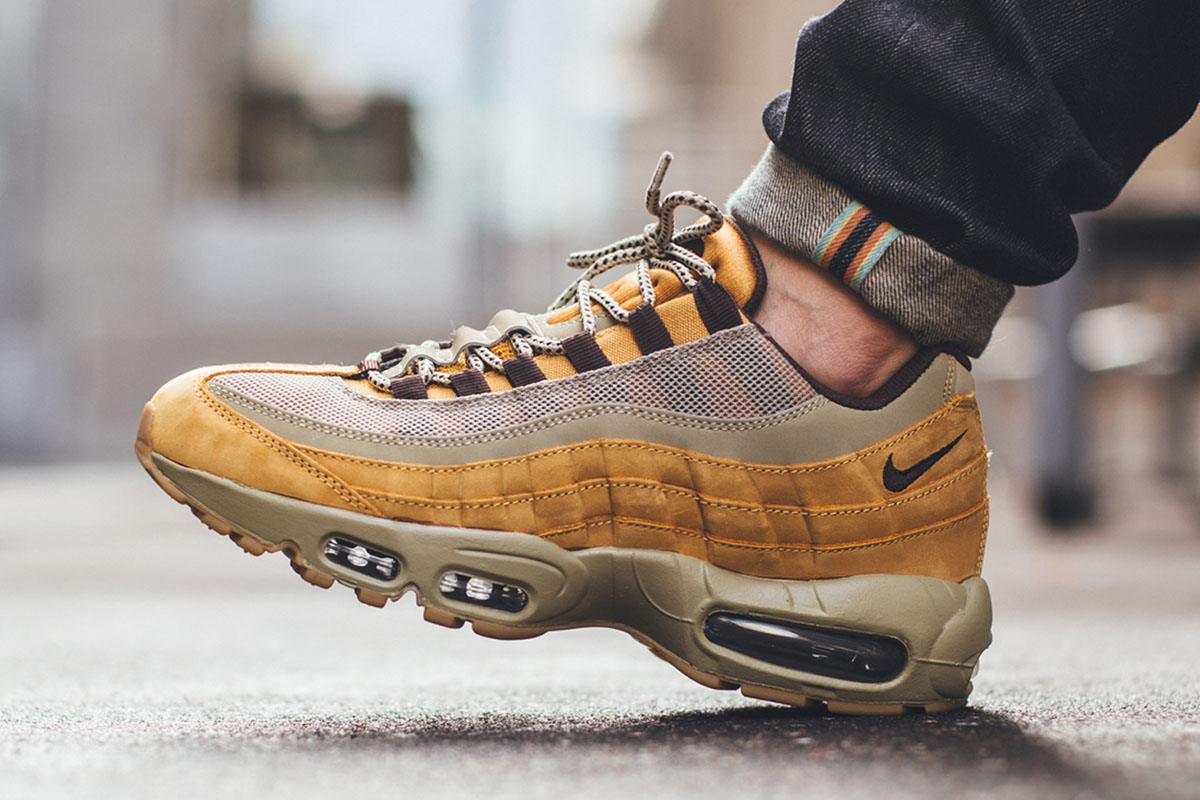 nike air max 95 camel,vente chaussures baskets nike air max 95 camel ... 88020090f10e