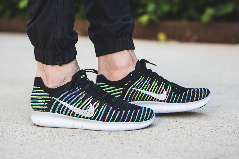 """watch aabec f4a5d nike-free-rn-flyknit-blue-lagoon-1. """"Multicolor"""" ..."""