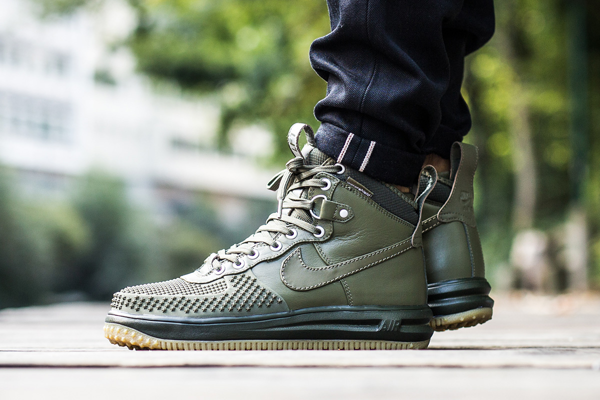 nike lunar air force 1 duckboot
