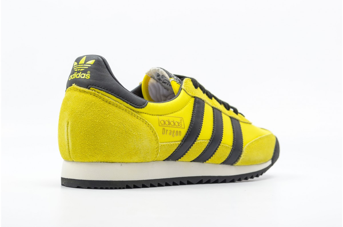 adidas dragon yellow