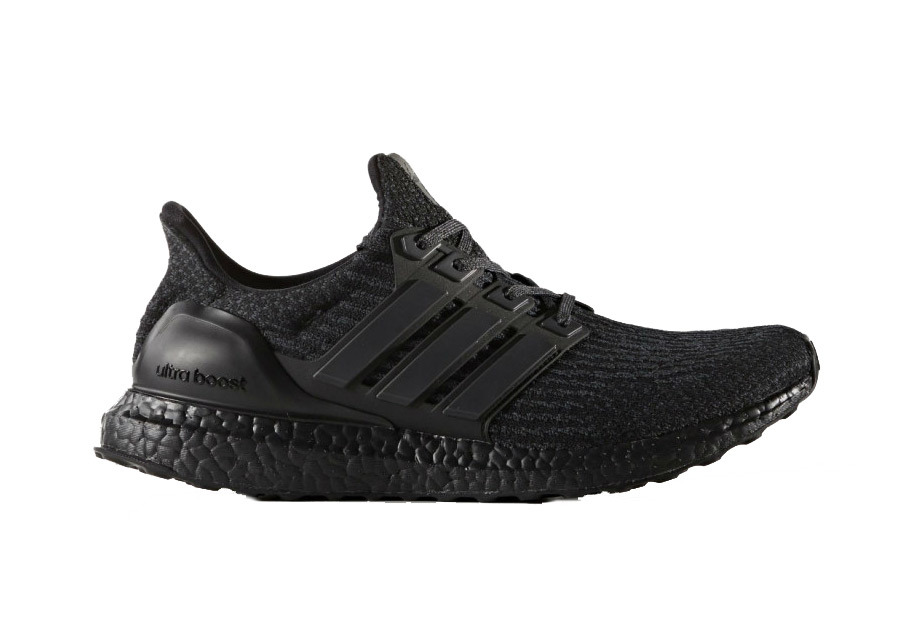 adidas ultraboost 3 0 to release in triple black. Black Bedroom Furniture Sets. Home Design Ideas