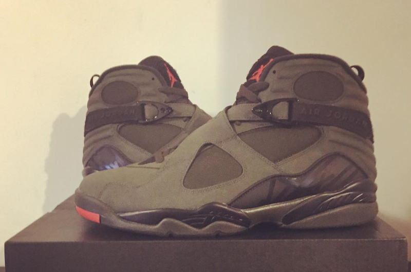 the best attitude dca72 5f5f2 UNDFTD x Air Jordan 8 Release Date