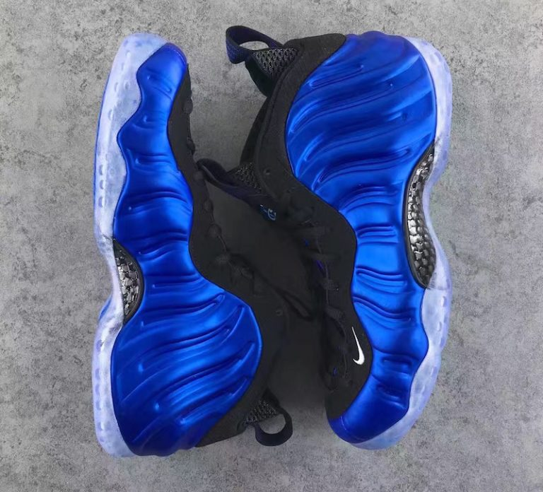 "low priced 15d47 43766 Nike Air Foamposite One XX ""Royal"" Dark Neon Royal Black-White 895320-500.  January 13, 2017"