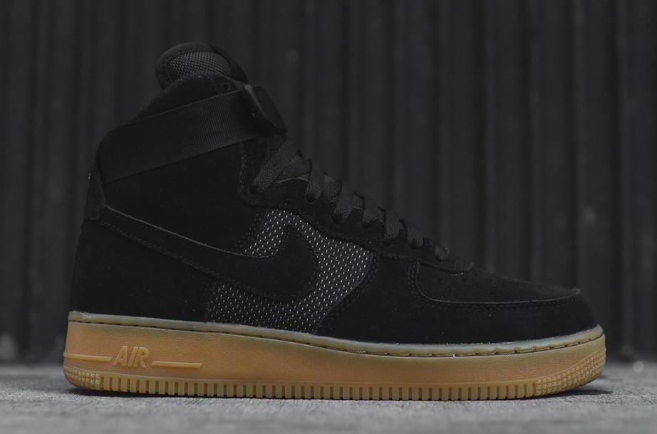 nike-air-force-1-high-black-gum-1